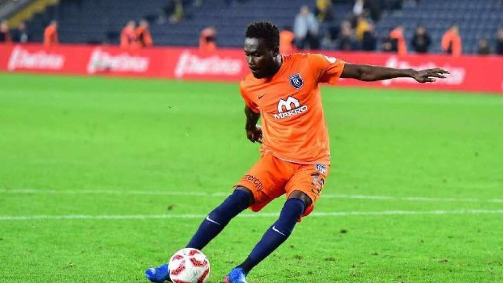 VIDEO: Istanbul Basaksehir ace Joseph Attamah relishes textbook goal against Fenerbahce
