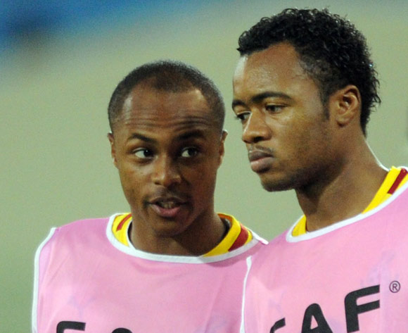 Breaking News: Andre and Jordan Ayew dropped for Ghana's World Cup qualifier against Uganda