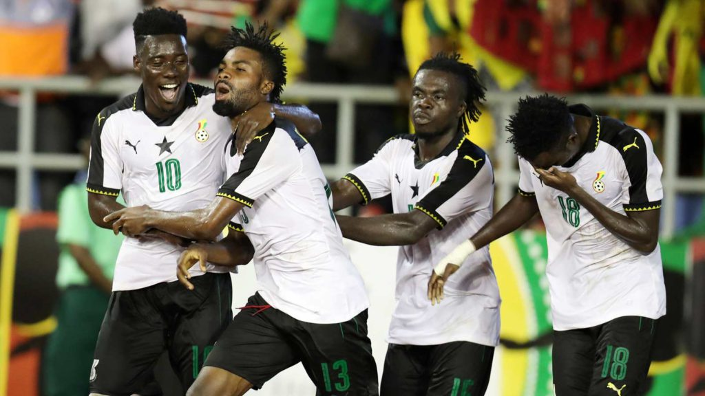 2017 WAFU Cup of Nations: Live Ghana 1-0 Nigeria