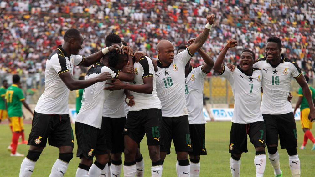Breaking News: Ghana line-up Saudi Arabia friendly next month ahead of Uganda qualifier