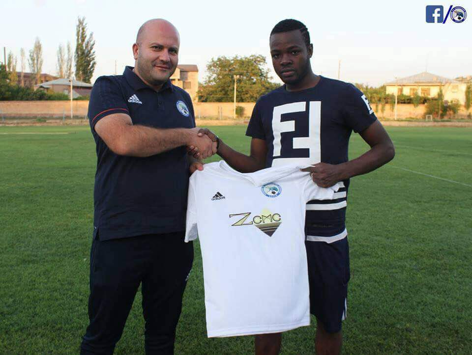 EXCLUSIVE: Ghanaian starlet Baaba Abdulai joins Armenian side Gandzasar FC on short-term deal