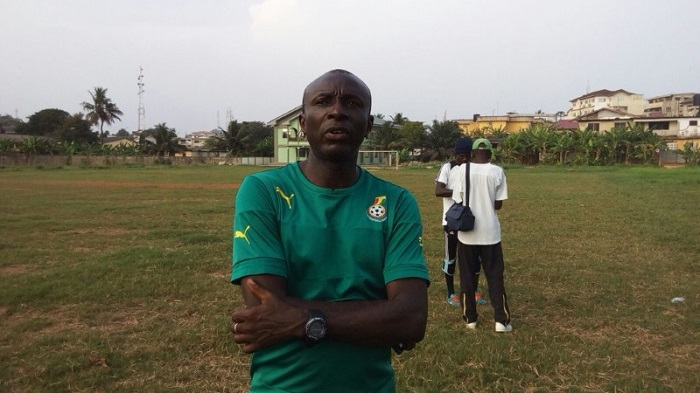 Yusif Basigi keen on qualifying Black Princesses for fifth consecutive FIFA U20 Women's World Cup