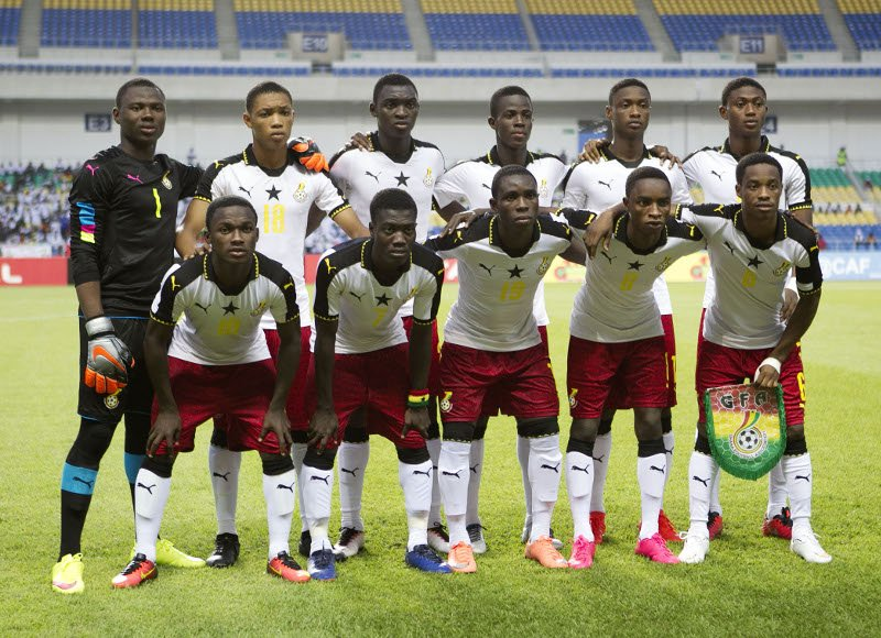Breaking News: Ghana name final 21-man squad for U17 World Cup, SEVEN players dropped