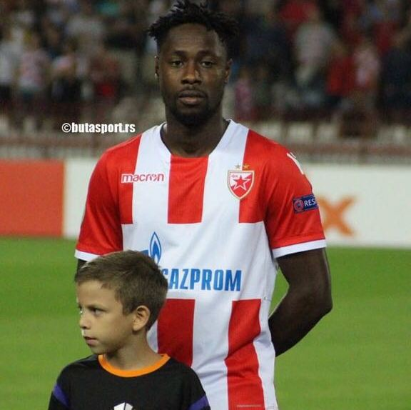 English champions Chelsea monitoring Red Star Belgrade goal poacher Richmond Boakye- sources