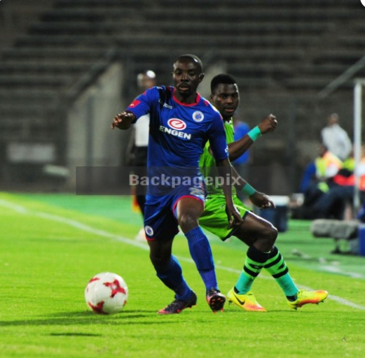 Defender Richard Boateng named in Supersport United squad for Chippa United clash