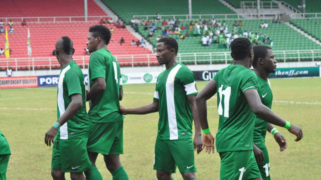 2017 WAFU Cup of Nations: Buhari waiting for trophy, NFF tells Eagles