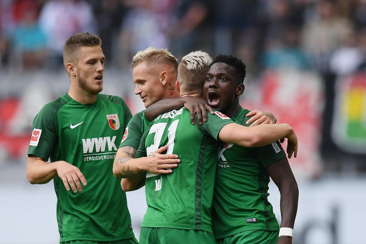 Ghana ace Daniel Opare delighted with Augsburg's win over RB Leipzig