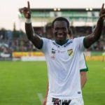 Raphael Dwamena insists Ghana will qualify for 2018 World Cup ahead of favorites Egypt