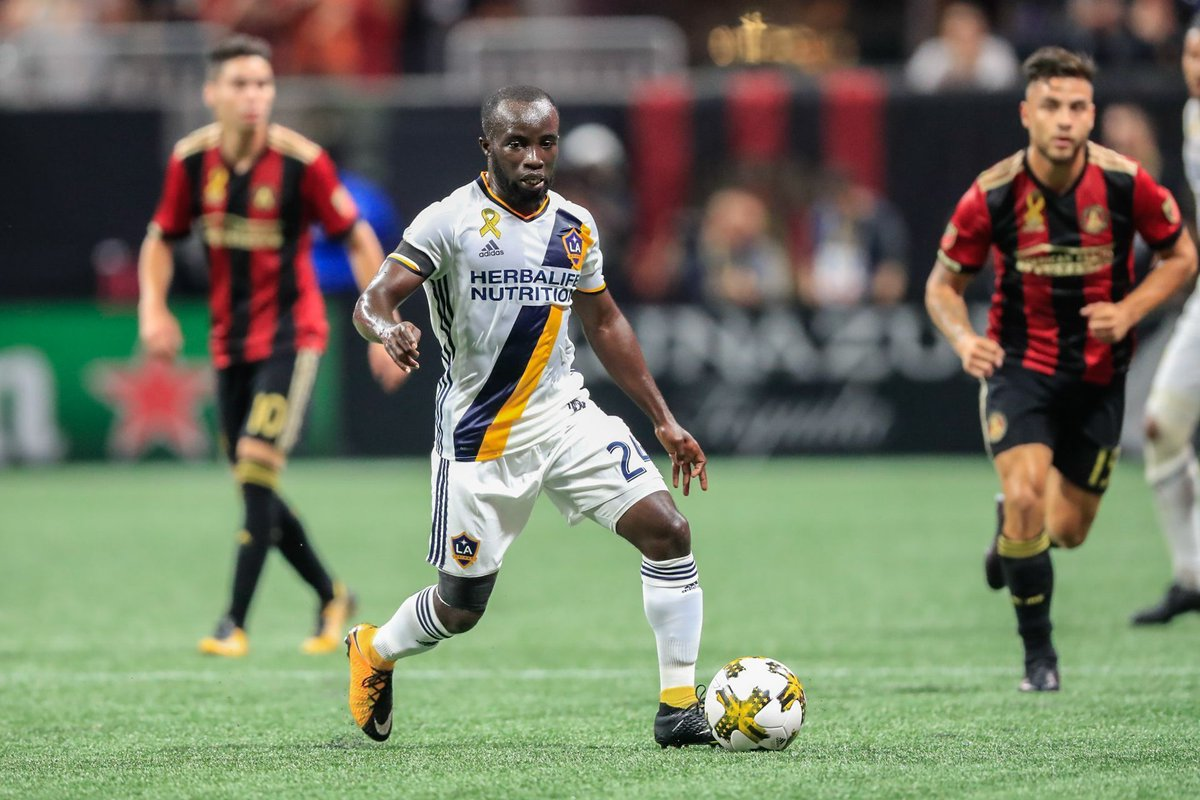 Duo Ema Boateng and Latif Blessing named in 50-man shortlist for MLS 24 Under 24 award