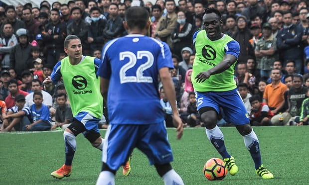 From Michael Essien to Carlton Cole: the story of five former Premier League players in Indonesia