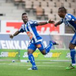 UEFA Champions League: Evans Mensah scores in HJK win; Finnish side progress to second qualifying round