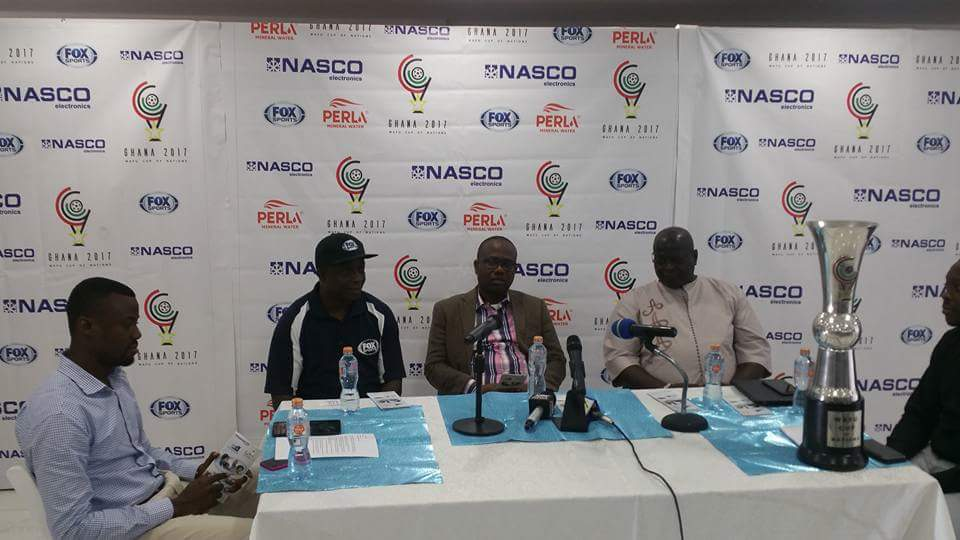 NASCO announces bumper partnership with Fox TV for WAFU Nations Cup
