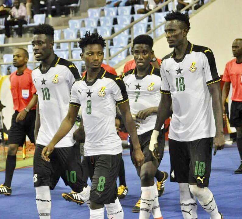 2017 WAFU Nations Cup: Maxwell Konadu names squad for Niger clash; Thomas Abbey and Kwame Kizito start