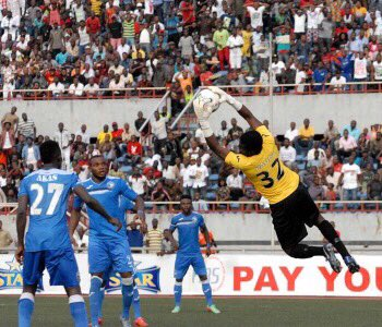 Ghana goalie Fatau Dauda insists he made the right choice in moving to Enyimba FC