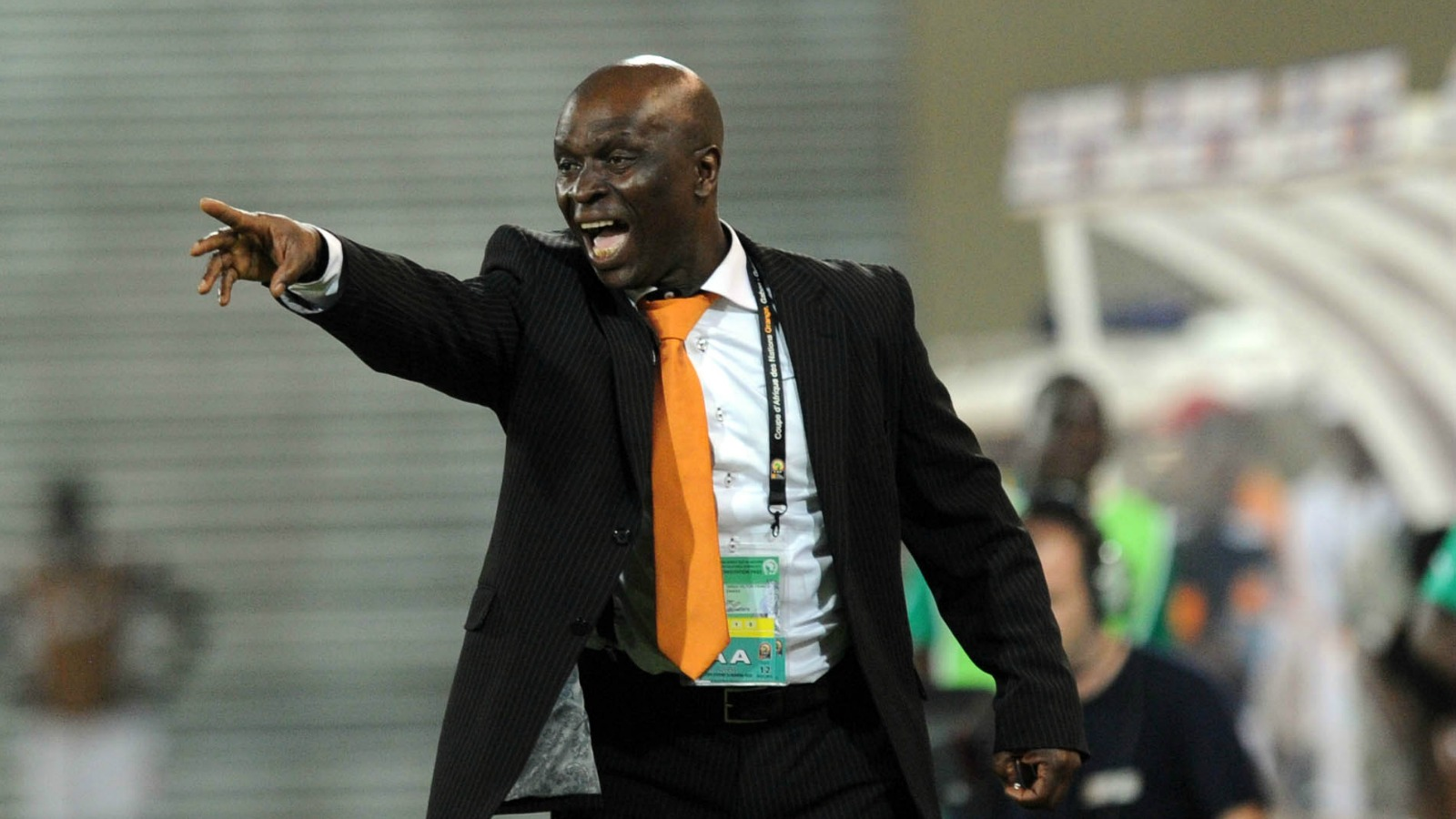 Niger coach Francois Zahoui: We are here to win the tournament