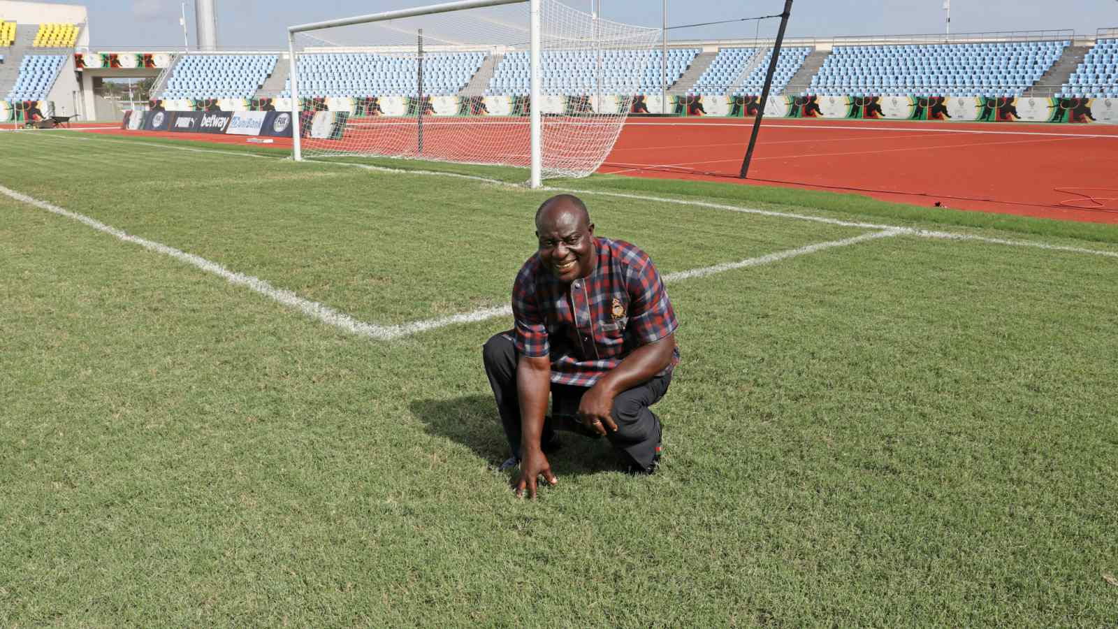 Clubs should pay more attention to their pitches- Frank Boahene
