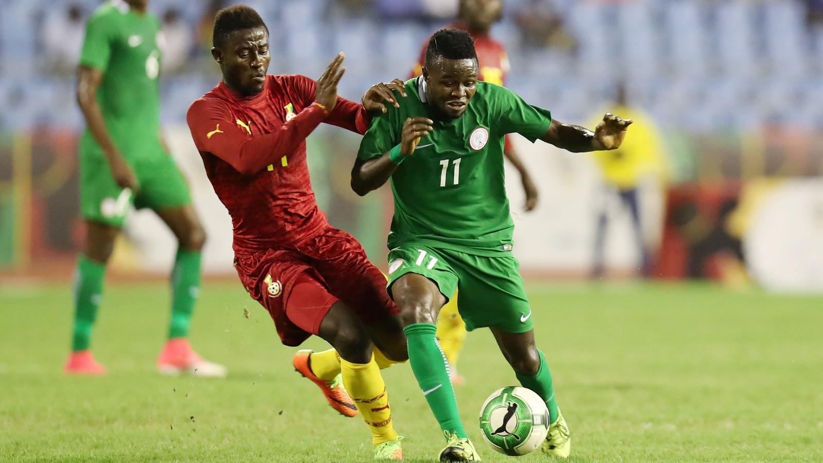 2017 WAFU Nations Cup Preview: Ghana, Nigeria in titanic final