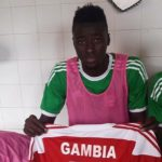 WAFU Nations Cup: Gambia vice captain Pierre Mandy plans Ghana upset in opener
