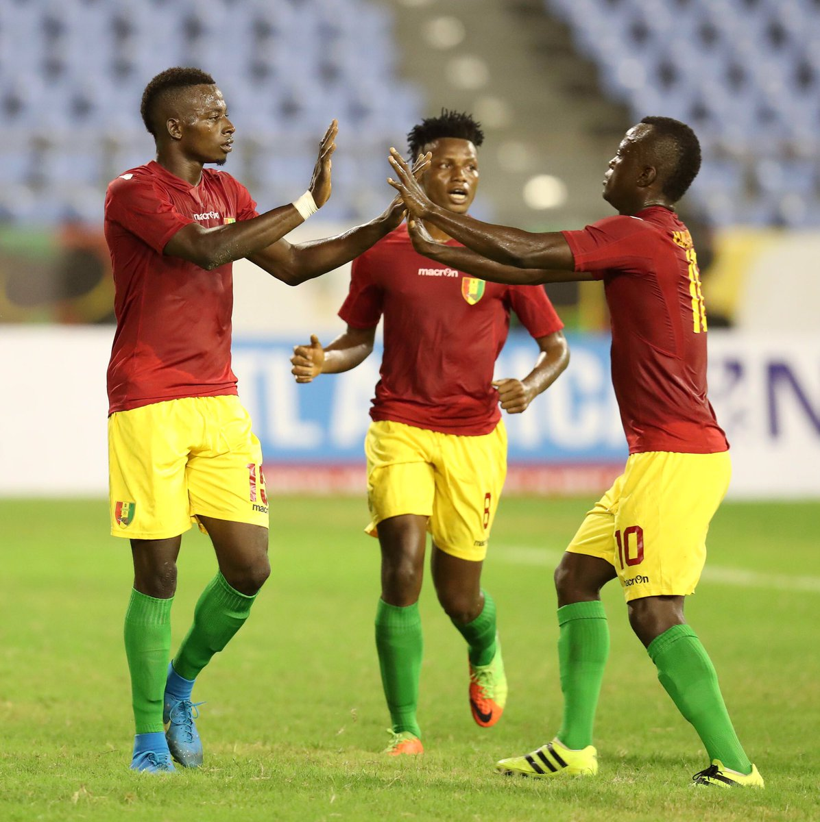 2017 FIFA U17 World Cup: Guinea eliminated after defeat to Germany