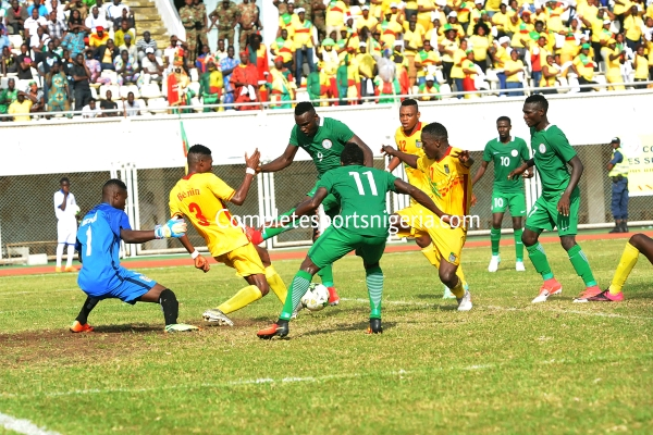 GHANA 2017 WAFU: Nigeria set to start title ambition with Sierra Leone clash on Monday