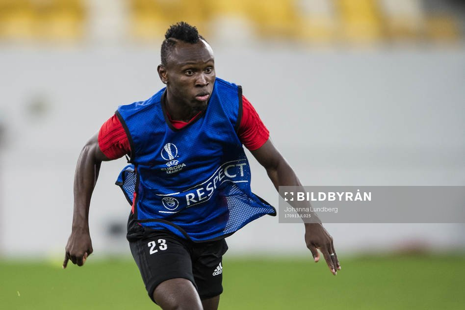 Defender Samuel Mensah upbeat about Ostersunds chances in Europe ahead of Zorya Luhansk clash
