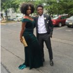 New snaps of Samuel Inkoom with charming wife Omega in New York