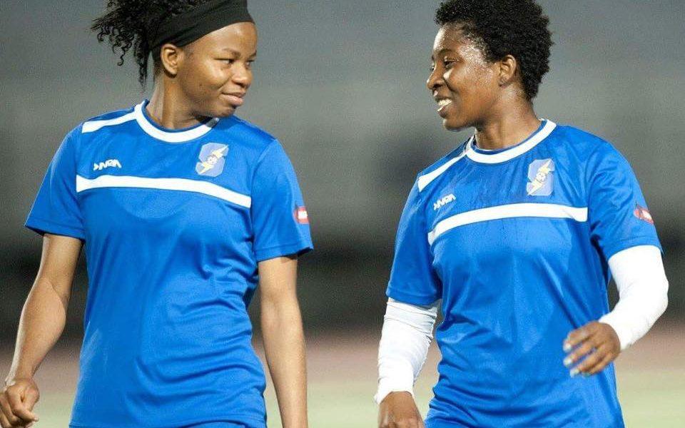 Ghanaian female duo Cudjoe, Suleman earn honours in USA