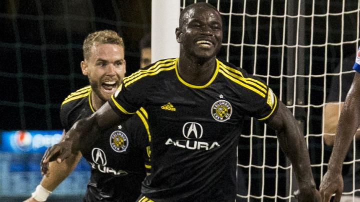 VIDEO: Watch Jonathan Mensah's goal for Columbus Crew in MLS win
