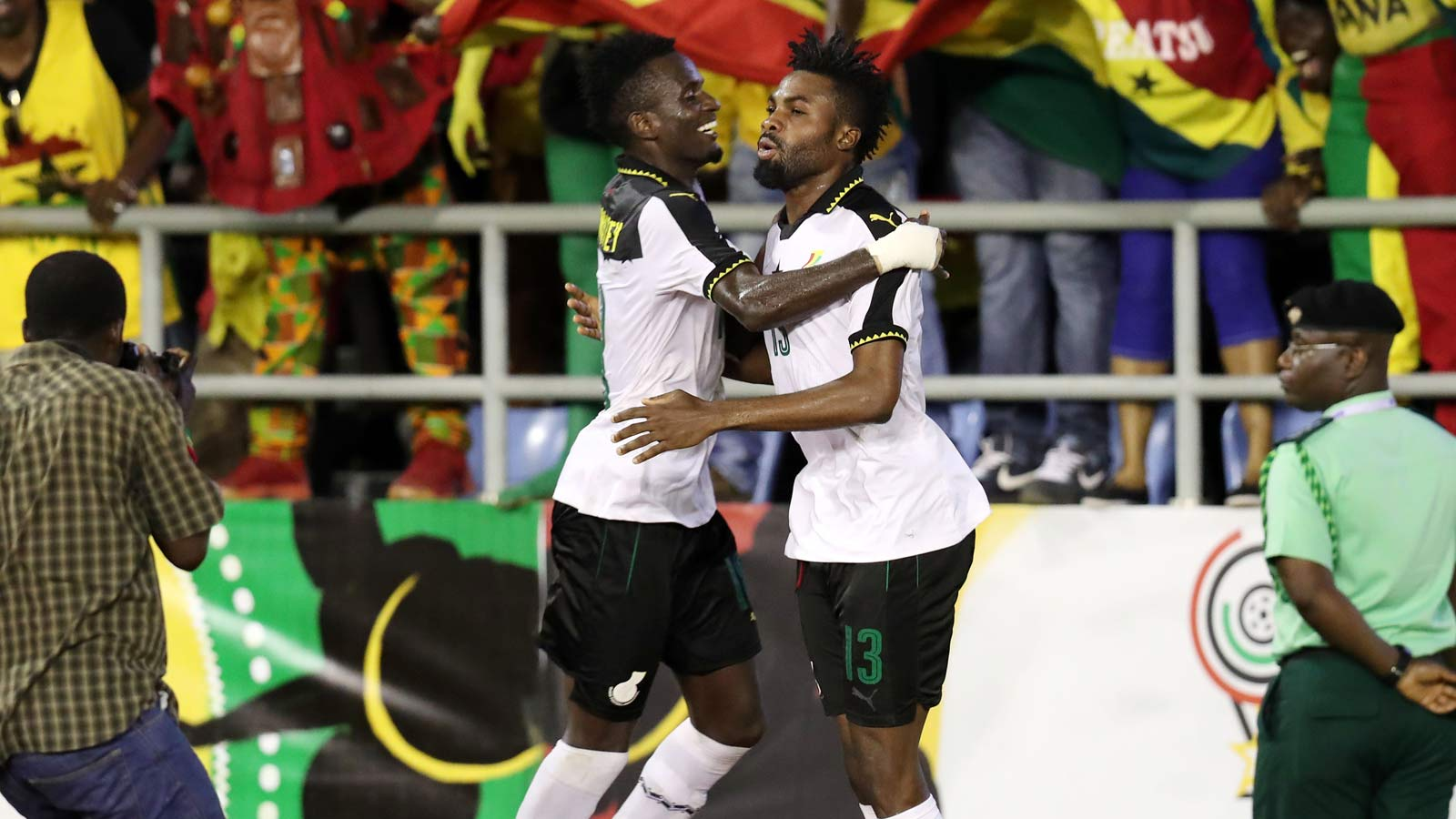 VIDEO: Watch how Ghana beat Niger 2-0 to reach 2017 WAFU Nations Cup final