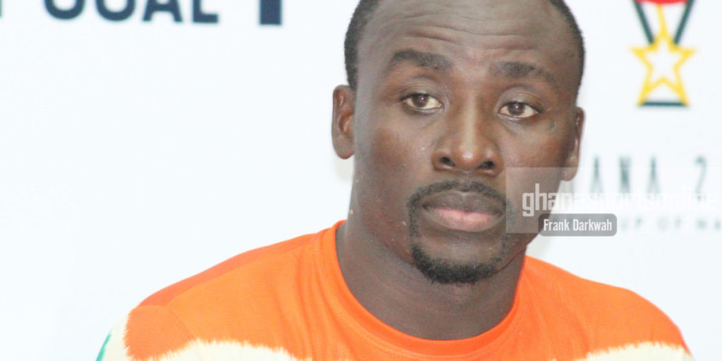 WAFU Cup of Nations: Niger defender Kofi Dankwa wishes Black Stars good luck ahead of Sunday cracker against Nigeria