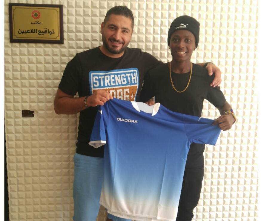 EXCLUSIVE: Black Queens midfielder Alice Kusi signs for Zouk Mosbeh Girls FC in Lebanon