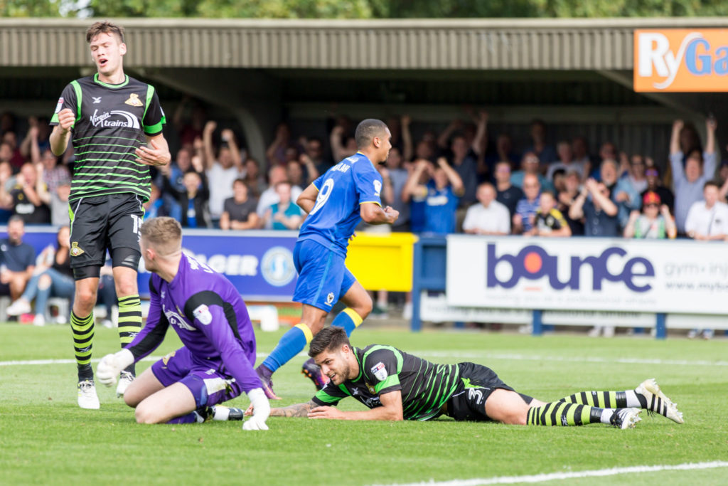 Kwesi Appiah fires AFC Wimbledon to famous win against Blackburn Rovers