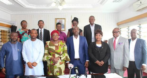 Ten-member LOC for 2018 African Women Championship inaugurated