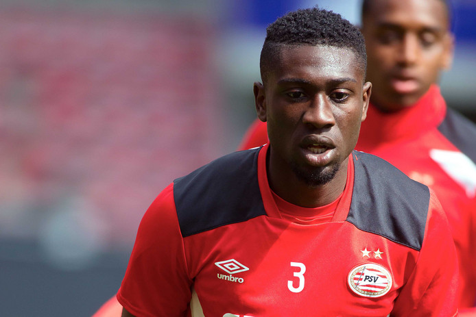 Ghanaian defender Derrick Luckassen hits back at criticism for snubbing Feyenoord for PSV
