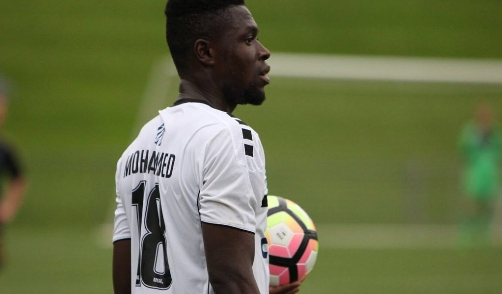 Abass Mohammed delighted with Black Stars call up