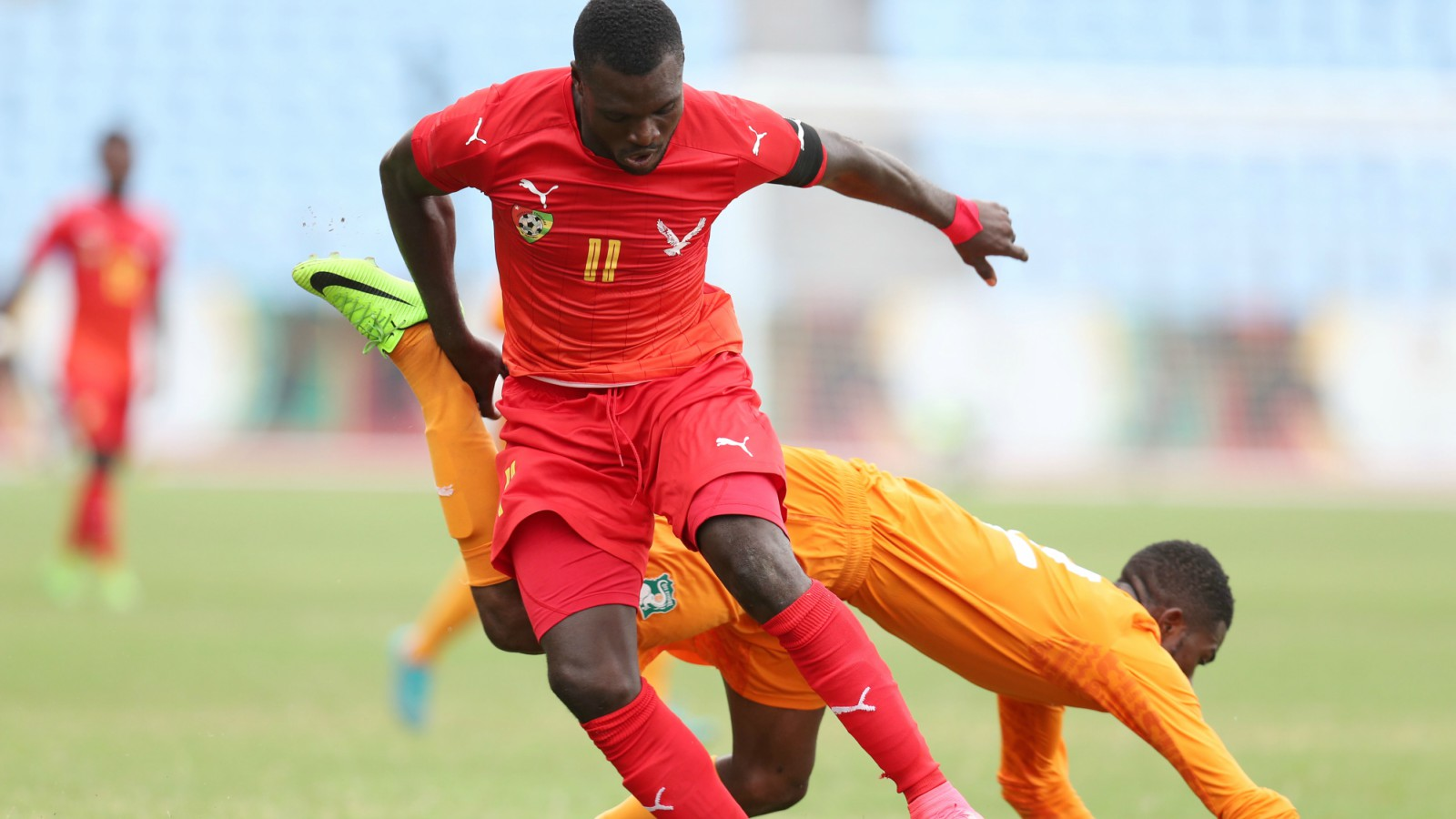 WAFU Cup exit is painful, says Togo skipper kouloun