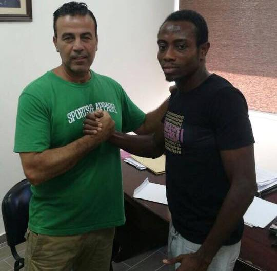 Madina Republicans midfielder Mawuli Francis seals move to Lebanese side Al Shabab Al Gazieh
