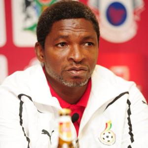 Maxwell Konadu names Black Stars \'B\' squad for Namibia friendly