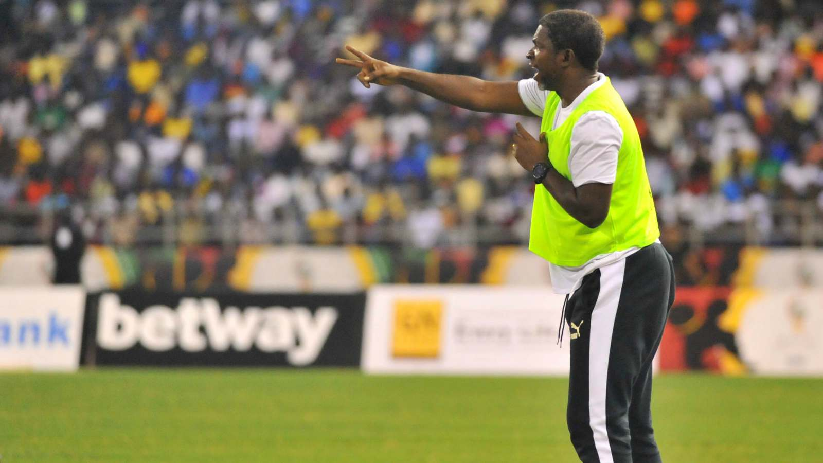 Black Stars B coach Maxwell Konadu wants 'competitive football to start' as CHAN qualifier date nears