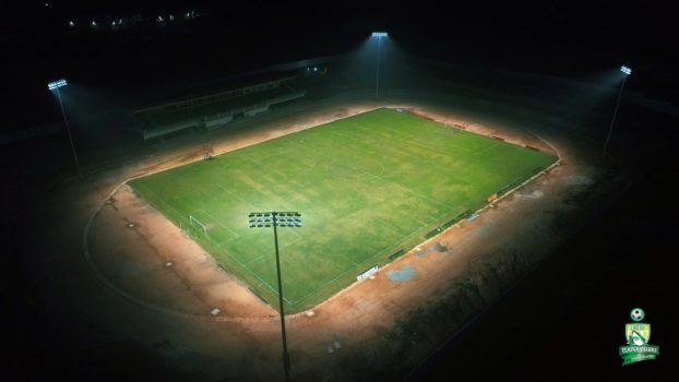 PHOTOS: Nduom stadium ready to host 2017 WAFU Nations Cup