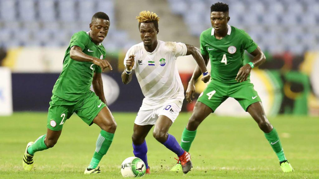 WAFU 2017 Cup of Nations: Nigeria Sports Minister Dalung applauds Super Eagles despite defeat to Ghana