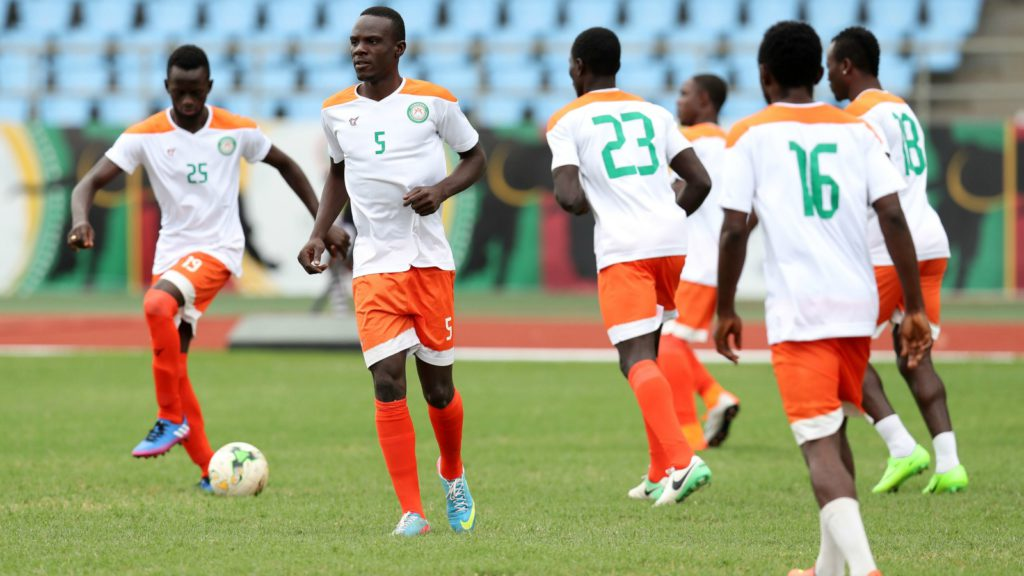 WAFU Nations Cup: Niger coach not afraid of facing tournament favourites Ghana