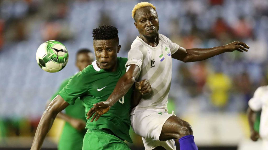 WAFU Cup: Nigeria coach claims Ghana are