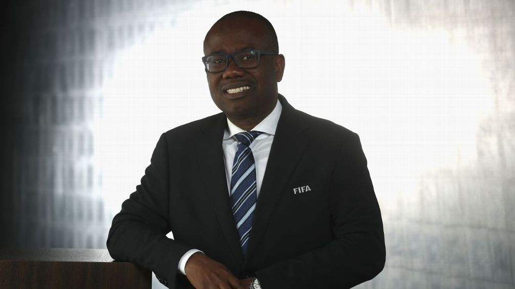 Ghana FA president Kwesi Nyantakyi facing state arrest over 'defrauding by false pretense' charge