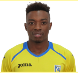Croatian top-flight side Inter Zapresic unveil loan signing Obeng Regan