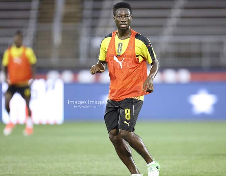 2019 Africa Cup of Nations: Ghana squad profiles- Ebenezer Ofori
