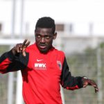 Ghana defender Daniel Opare delighted with improved form at German side Augsburg