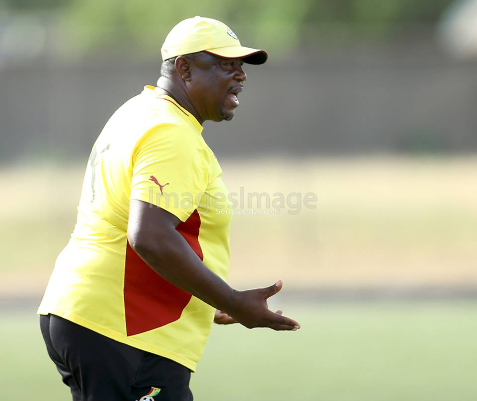 FIFA U17 World Cup: Ghana coach Samuel Fabin wants to win global crown