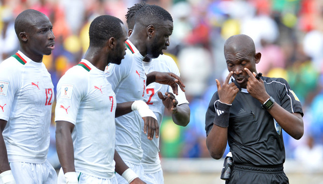 FEATURE: Are Ghanaian referees incompetent?