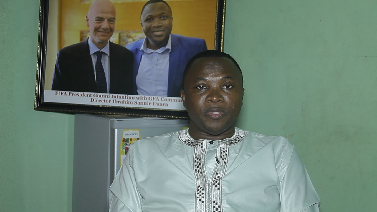 VIDEO: Ghana FA spokesman Ibrahim Sannie Daara speaks on Tertiary Football League